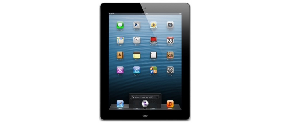 iPad Apple iPad 4 Retina Wi-Fi 32Gb Black
