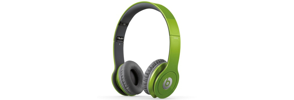 �������� ��� ������  Beats by Dr. Dre Solo HD Green ControlTalk