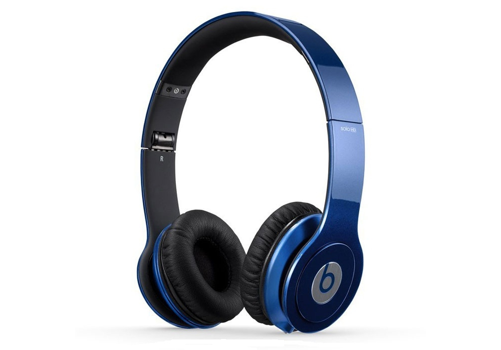 Наушники для плеера  Beats by Dr. Dre Solo HD Dark Blue ControlTalk