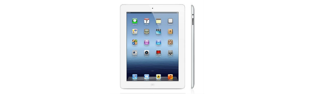 iPad Apple iPad 4 Retina Wi-Fi 32Gb White