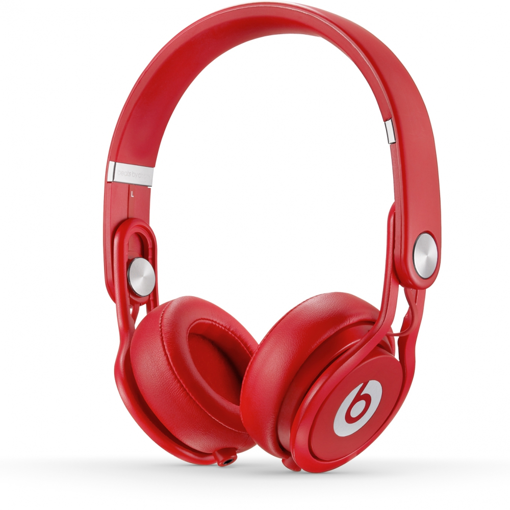 DJ-наушники Beats by Dr. Dre Mixr Red