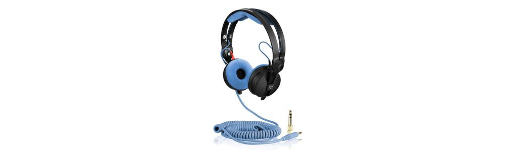 DJ-наушники Zomo Polsterset HD-25 Velour Sky for Sennheiser HD 25-C II 69417-S