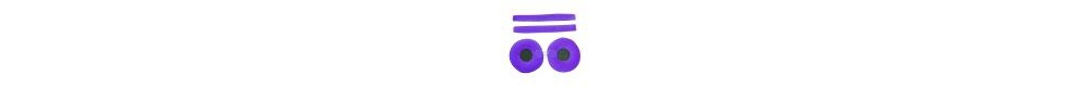 DJ-наушники Zomo Polsterset HD-25 Velour Violet for Sennheiser HD 25-C II 69417-U