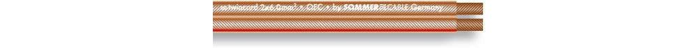 Коммутация SOMMER CABLE SC-TWINCORD 2х1.5