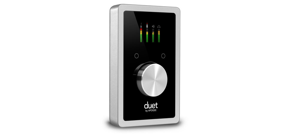 Звуковые карты USB/Thund. Apogee Duet iOS for iPad & Mac