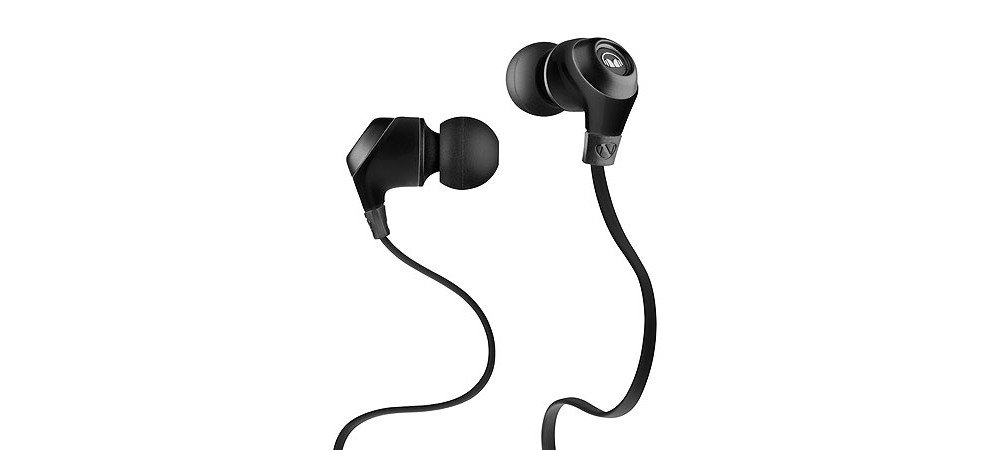 Наушники для плеера  Monster NCredible NErgy In-Ear Headphones Midnight Black