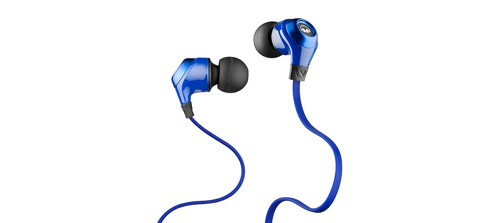 Наушники для плеера  Monster NCredible NErgy In-Ear Headphones Blue