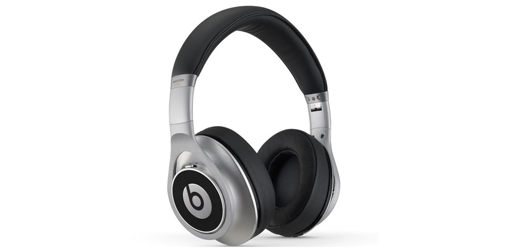 �������� ��� ������  Beats by Dr. Dre Executive� Over Ear Headphone - Silver - Airport