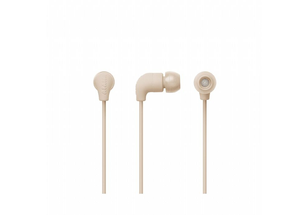 Наушники для плеера  AIAIAI Pipe Earphone w/mic Blush Gradient