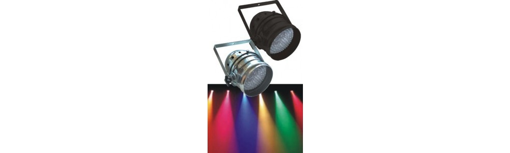 Прожекторы LED PAR BIG BM-003 (LED par can 64)