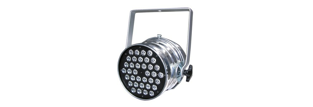 Прожекторы LED PAR BIG BM018A-36* 5W(LEDPAR64)