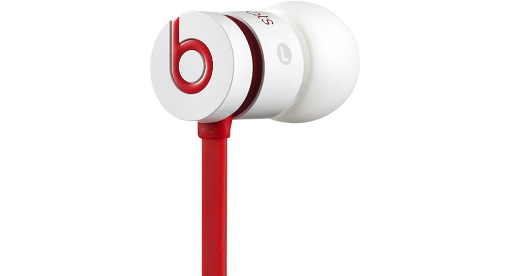 �������� ��� ������  Beats by Dr. Dre urBeats Gloss White