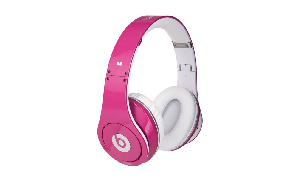 �������� ��� ������  Beats by Dr. Dre Studio Pink