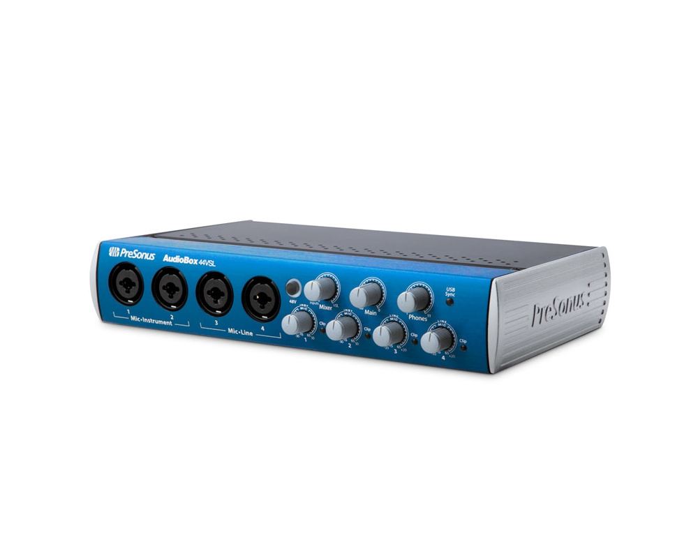 Звуковые карты USB/Thund. Presonus AudioBox 44VSL