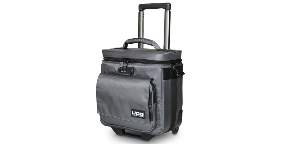 Сумки для пластинок UDG Ultimate Trolley To Go Steel Grey/Orange