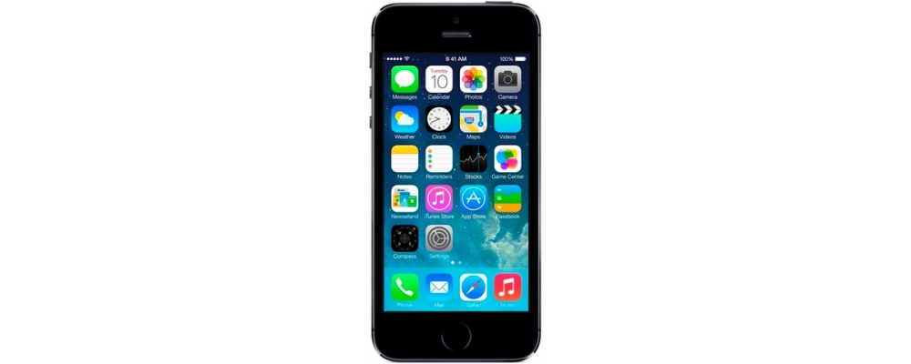 iPhone Apple iPhone 5S 16Gb Space Gray