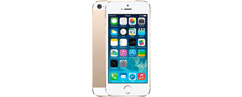 iPhone Apple iPhone 5S 64Gb Gold