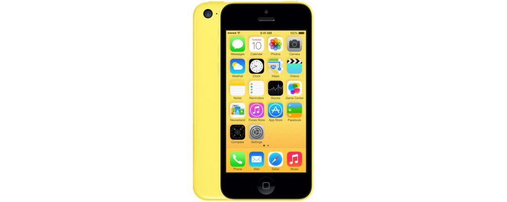 iPhone Apple iPhone 5C 16Gb Yellow