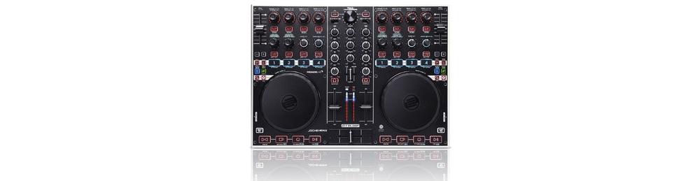 DJ-контроллеры Reloop JOCKEY 3 Master Edition