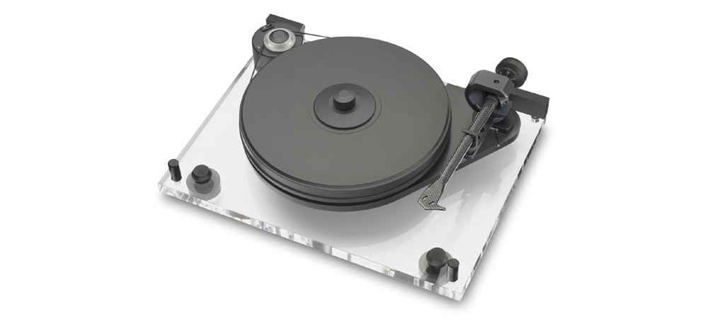 Проигрыватели винила Pro-Ject 6perspeX SP Cartridge MC Valencia