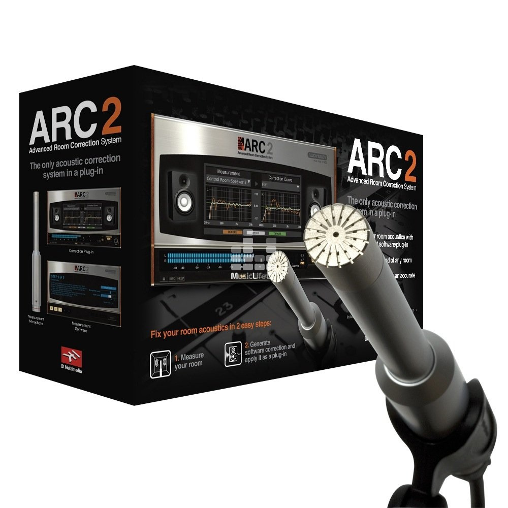 ��������� ��� �������� ������ IK Multimedia ARC System 2