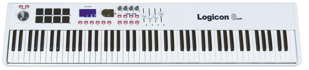 Midi-клавиатуры Icon Logicon-8 air