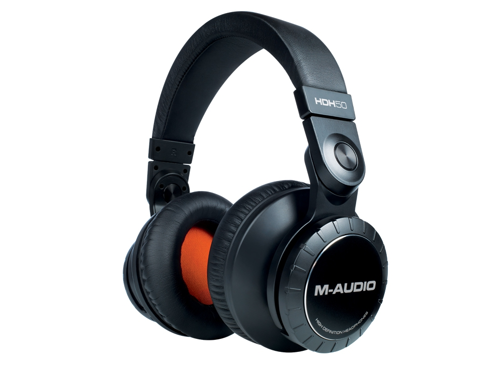 DJ-наушники M-Audio HDH50