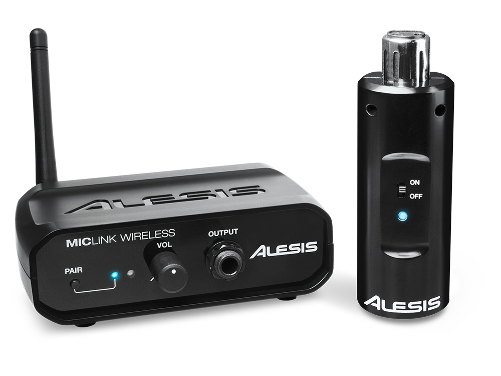 Все Микрофоны Alesis MICLINK WIRELESS