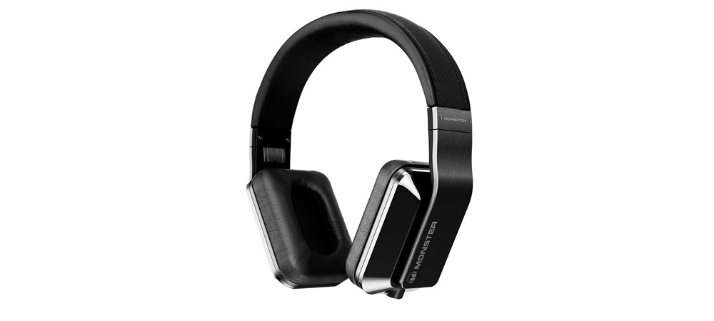 Наушники для плеера Monster Inspiration Active Noise Canceling Over-Ear Black
