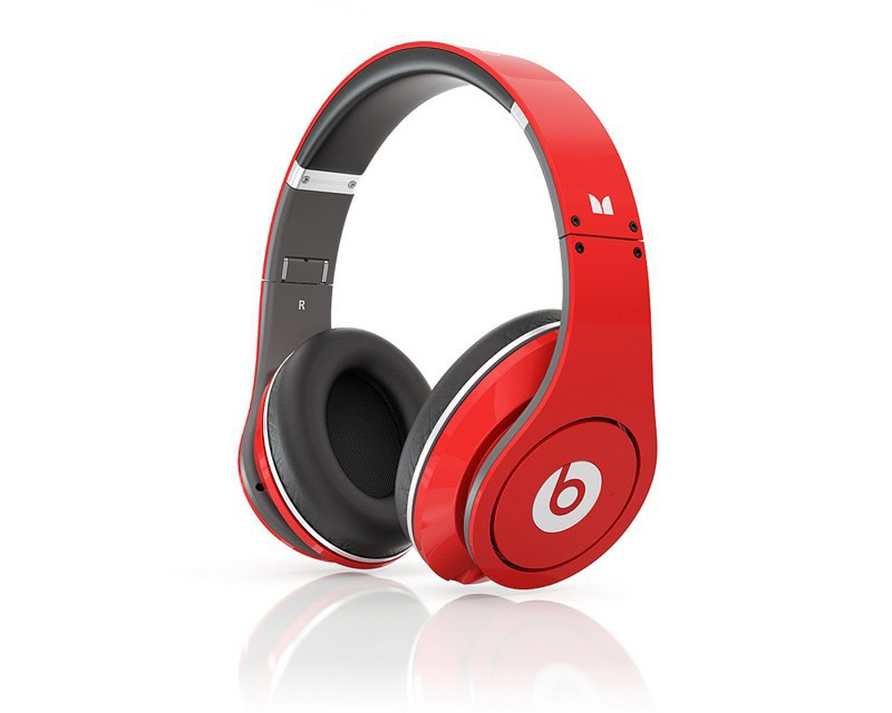 �������� ��� ������  Beats by Dr. Dre Studio Red