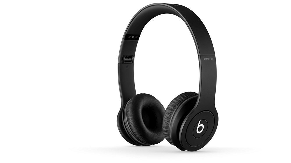 Наушники для плеера  Beats by Dr. Dre Solo HD Monochromatic On Ear Headphone Black