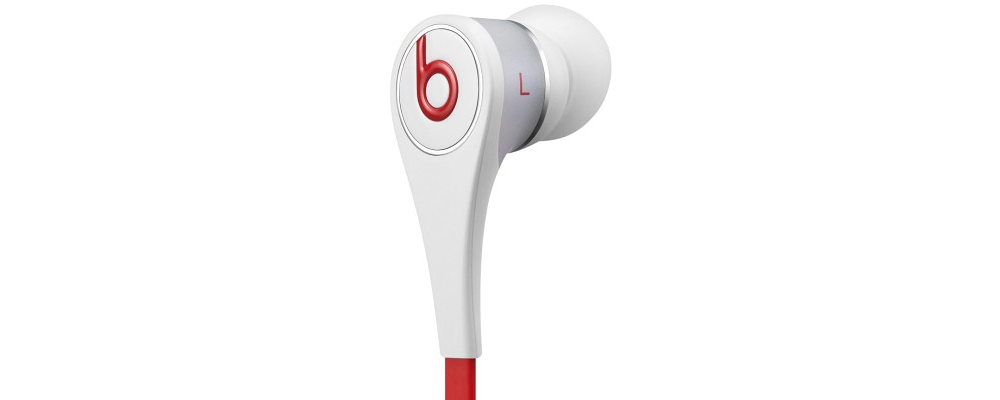 Наушники для плеера  Beats by Dr. Dre Tour 2.0 In-Ear Headphone White