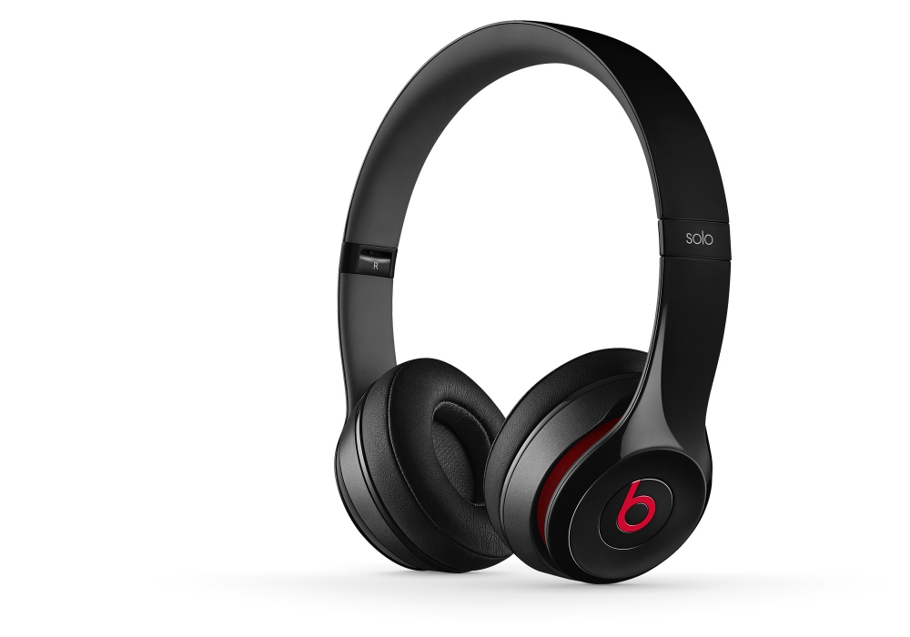 �������� ��� ������  Beats by Dr. Dre Solo 2.0 Black