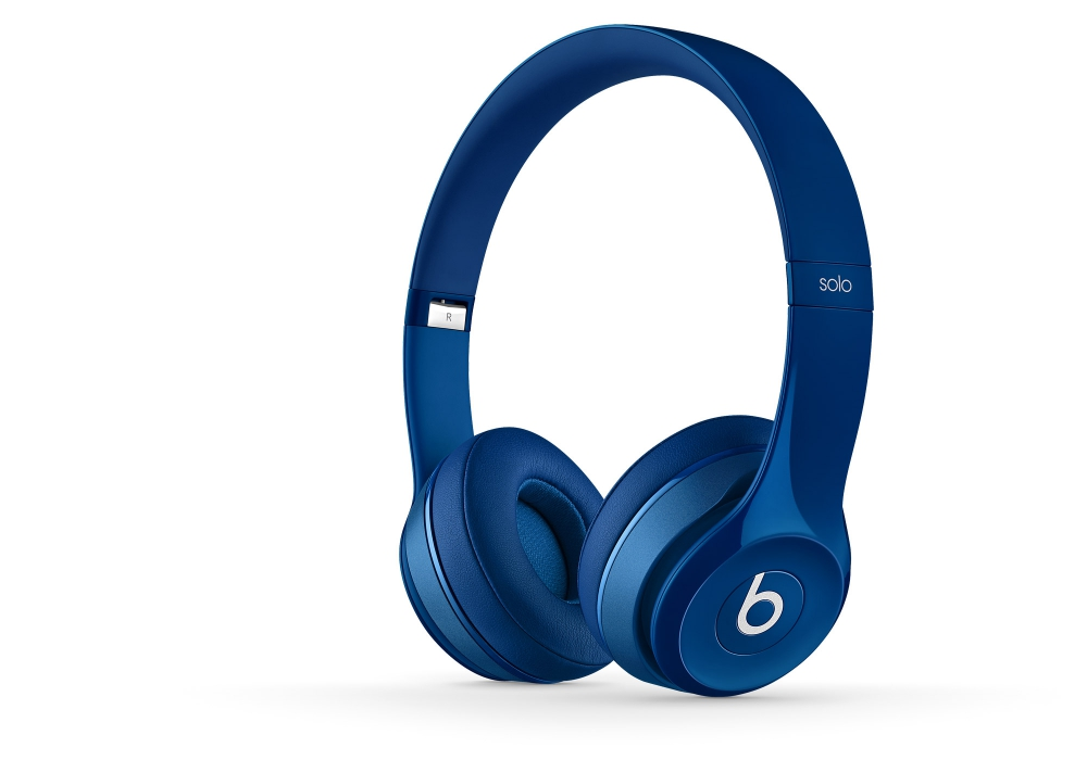 �������� ��� ������  Beats by Dr. Dre Solo 2.0 Blue