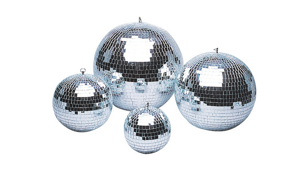 ���������� ���� BIG Mirror ball 80sm
