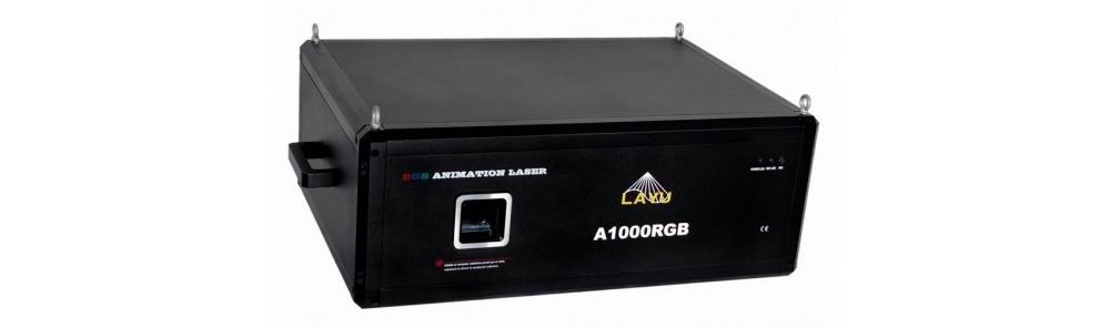 Лазеры LAYU A1000RGB+