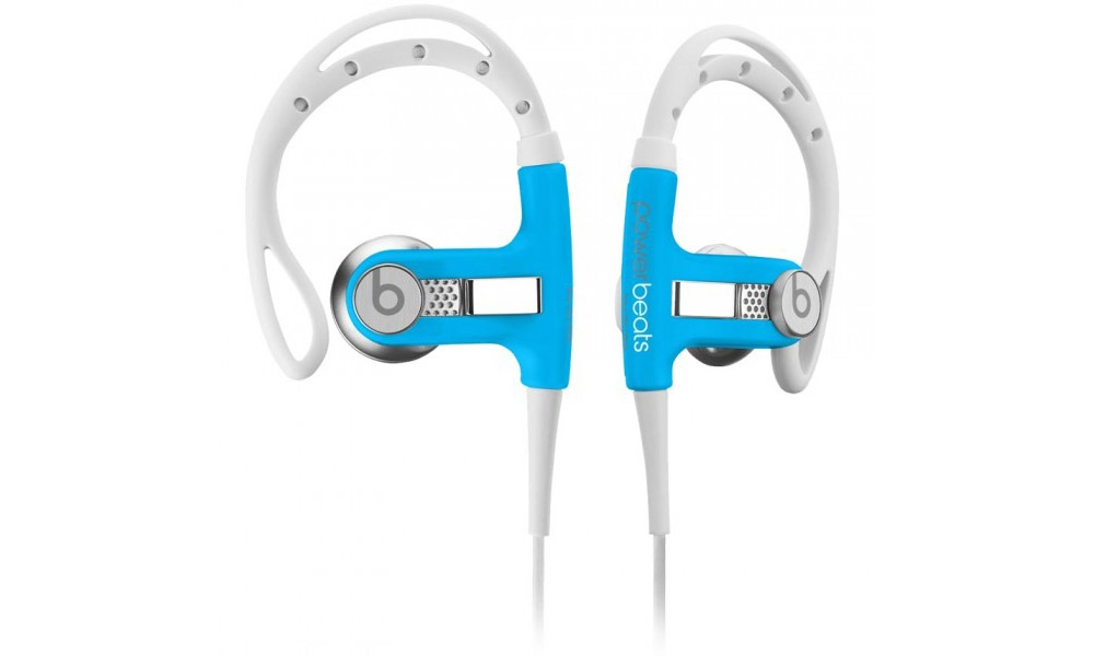 Наушники для плеера Beats by Dr. Dre Powerbeats In-Ear Headphone Neon Blue