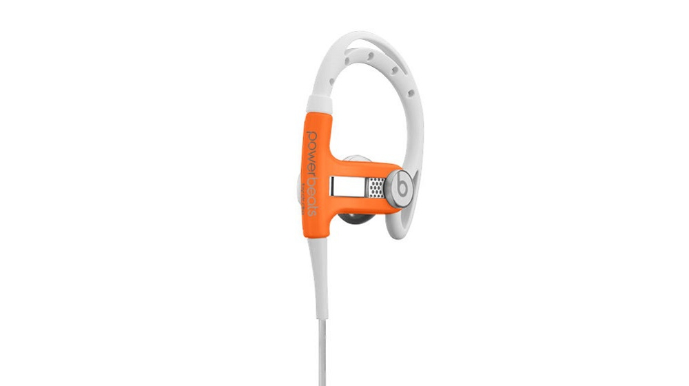 Наушники для плеера  Beats by Dr. Dre Powerbeats In-Ear Headphone Neon Orange