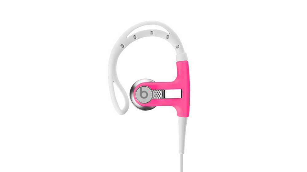Наушники для плеера Beats by Dr. Dre Powerbeats In-Ear Headphone Neon Pink