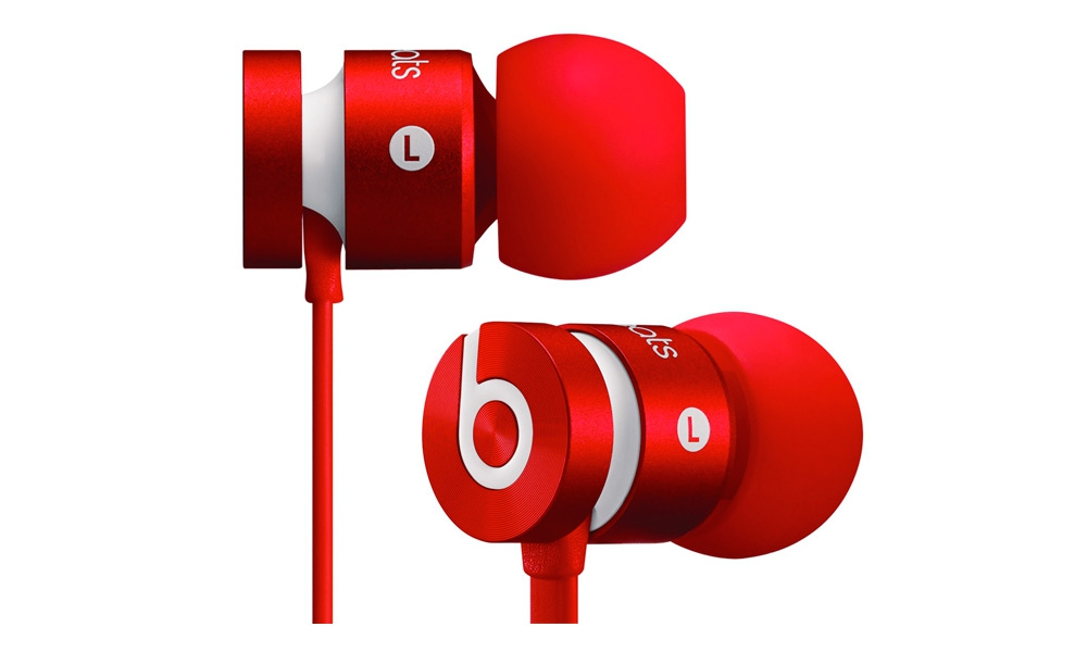 �������� ��� ������  Beats by Dr. Dre UrBeats Red
