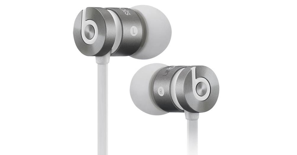 �������� ��� ������  Beats by Dr. Dre UrBeats SE Silver Edition