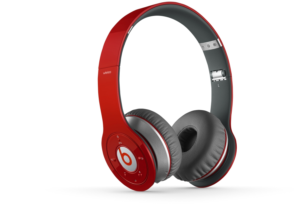 �������� ��� ������  Beats by Dr. Dre Wireless Red
