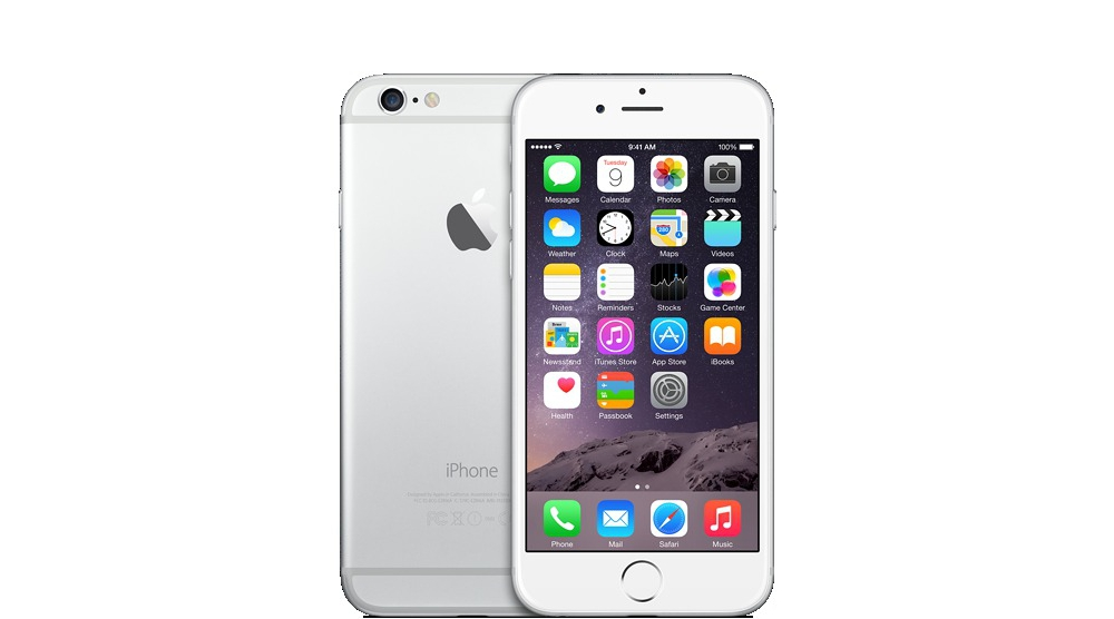 iPhone Apple iPhone 6 16Gb Silver