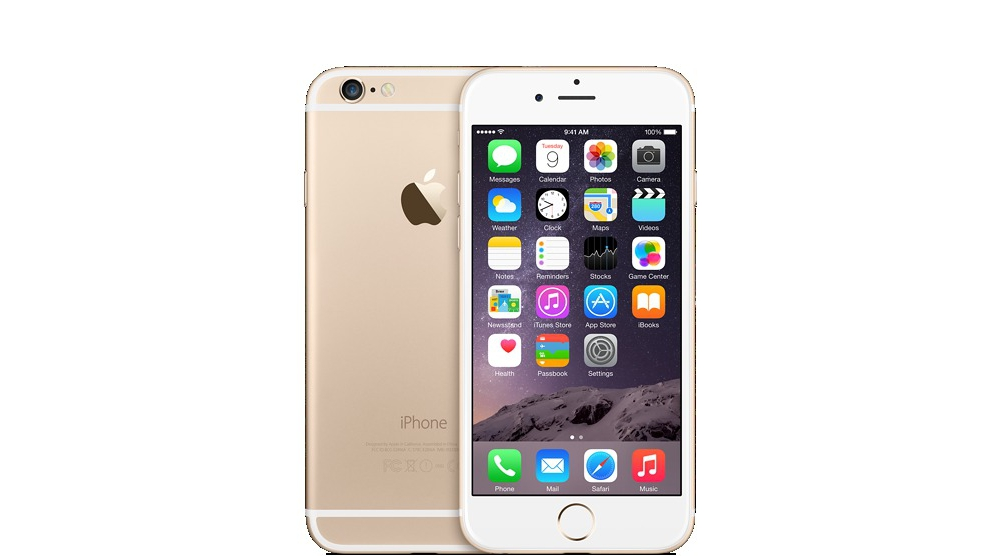 iPhone Apple iPhone 6 64Gb Gold