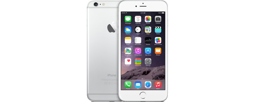 iPhone Apple iPhone 6 Plus 128Gb Silver