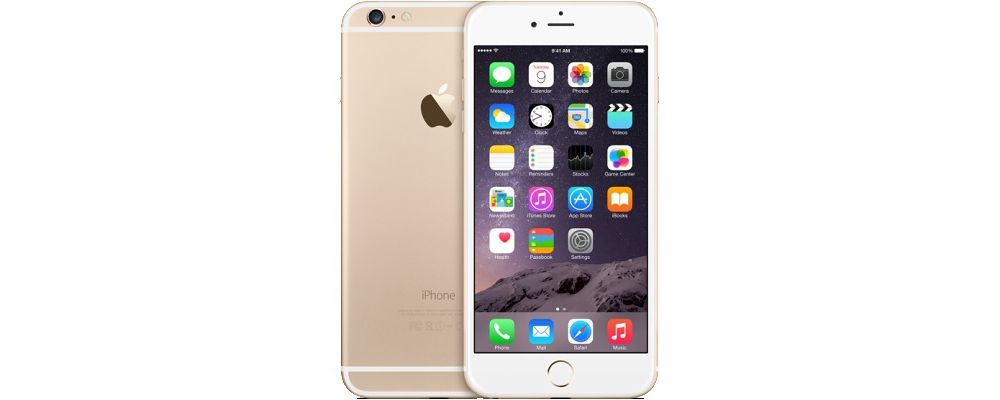 iPhone Apple iPhone 6 Plus 128Gb Gold