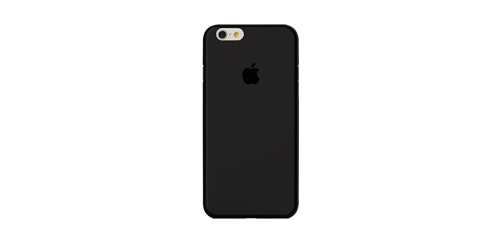 Apple accessories  OZAKI O!coat-0.3-Jelly iPhone 6 Black