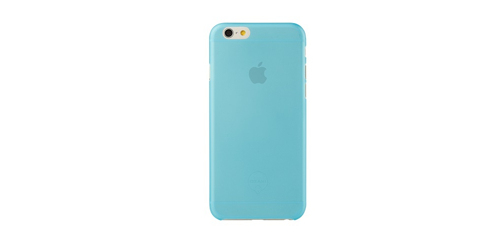 Apple accessories  OZAKI O!coat-0.3-Jelly iPhone 6 Blue