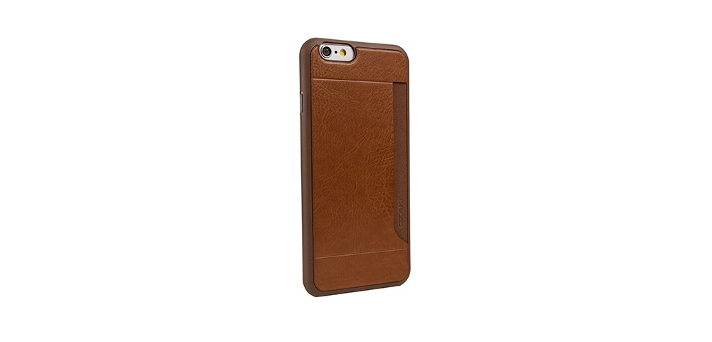 Apple accessories  OZAKI O!coat-0.3+Pocket iPhone 6 Brown
