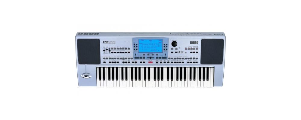 Синтезаторы и рабочие станции Korg Pa50SD